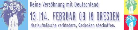 keine versöhnung mit deutschland